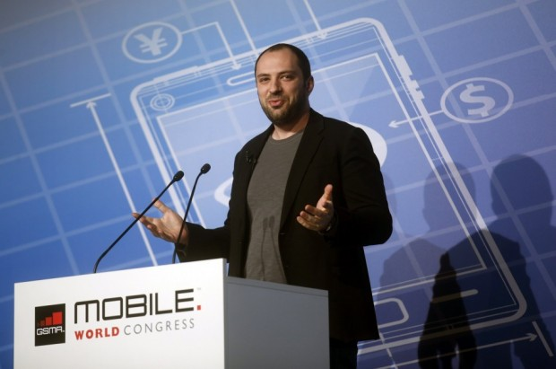 Jan Speaking at GSMA Mobile World Congress
