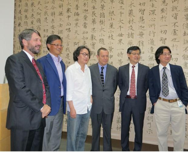 Mike Knight, Jerry Yang, Bing Xu, Ted Lipman, Jay Xu, and Joseph Chang