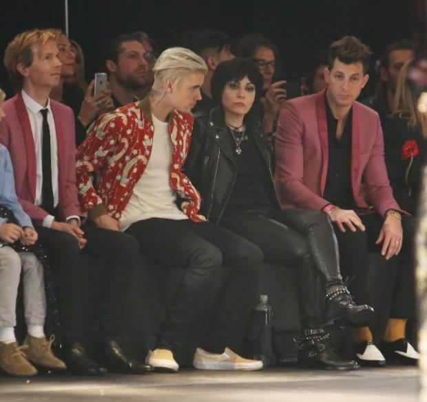 Joan Jett, Beck, Mark Ronson and Justin Bieber