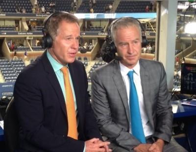 John & Patrick Mcenroe US Open Conference Call