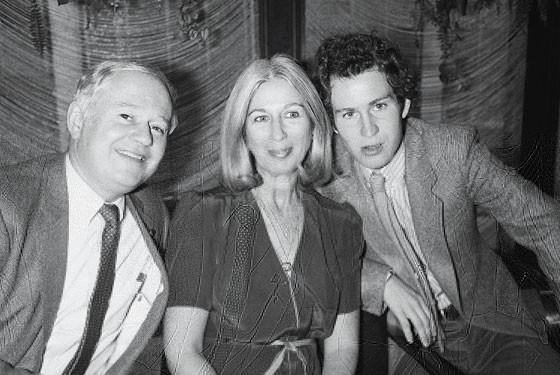 John Mcenroe in 1981 With John Mcenroe Sr.