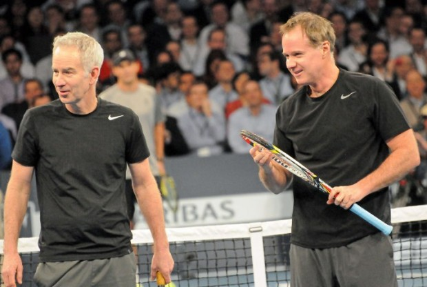 John Mcenroe Brothers Featured on World Tennis day