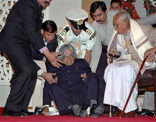 Last Moments of Abdul Kalam