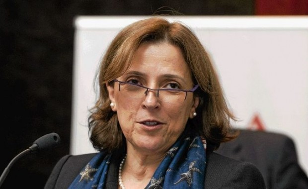 Absa group CEO Maria Ramos