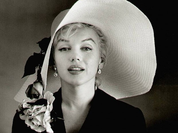 Marilyn Monroe Pamela Posture