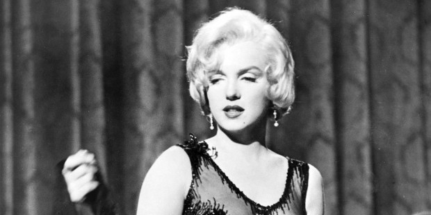 Marilyn Monroe Ranked as Sixth Greatest Film Star