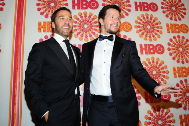 Mark Wahlberg and Jeremy Piven