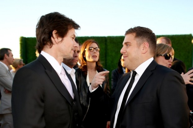Mark Wahlberg and Jonah Hill