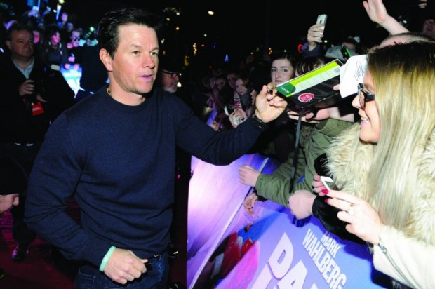 Mark Wahlberg at event of Daddy's Home