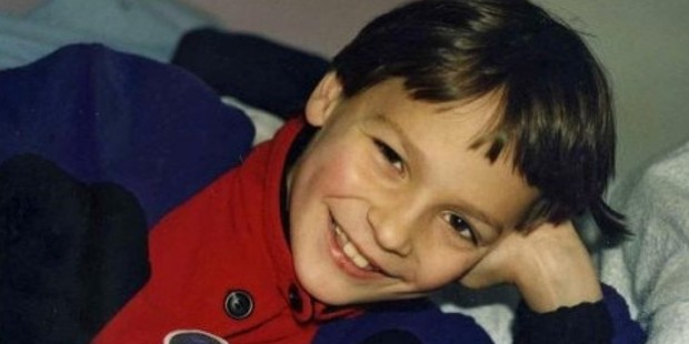 Cute Mats Hummels as a kid
