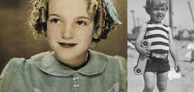 Norma Jeane Childhood