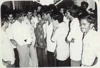 Old Pic of Abdul Kalam