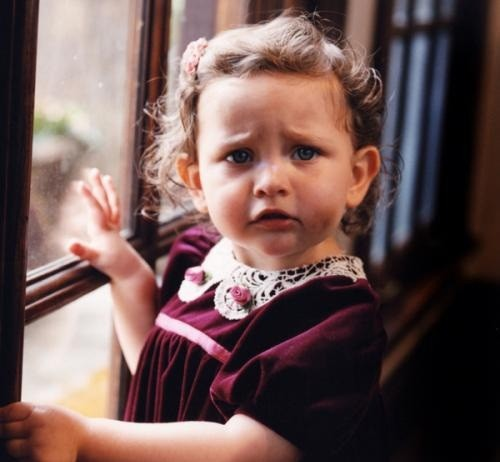 Paris Jackson as a Toddler