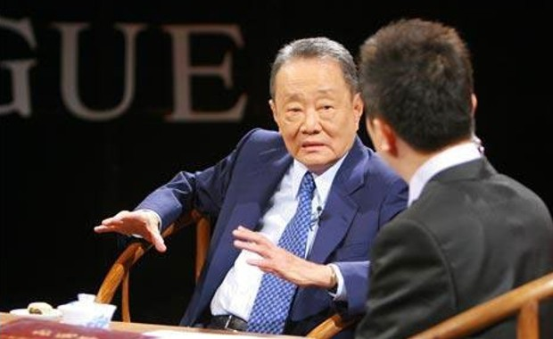 Robert Kuok during an Interview