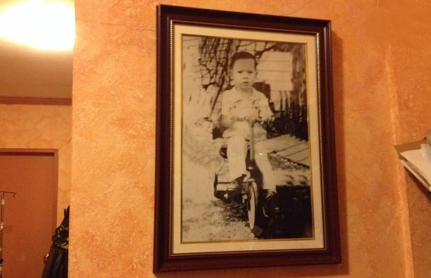 Childhood Photo of Rodrigo Duterte