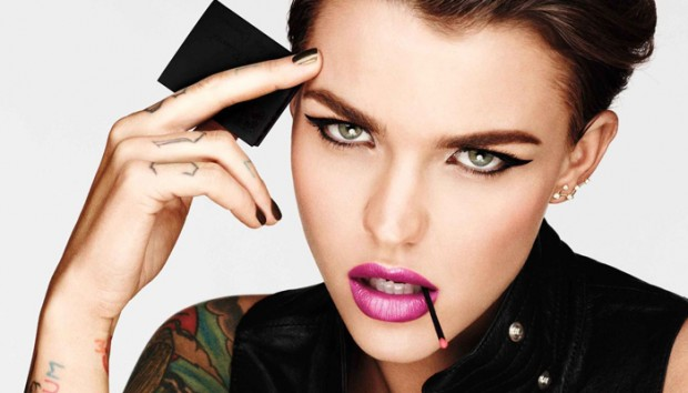Ruby Rose in the New Face Of Urban Decay