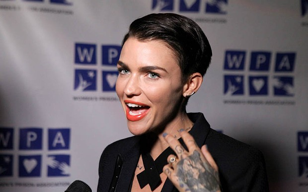 Ruby Rose In 2015