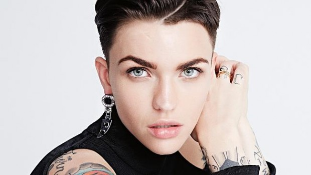 Ruby Rose Gender Fluidity