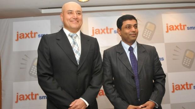 Sabeer Bhatia with Yogesh Patel