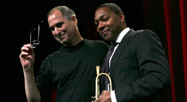 Winton Marsalis with Steve