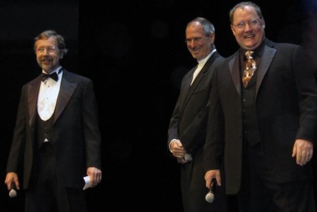 Steve Jobs at 79th Academy Awards