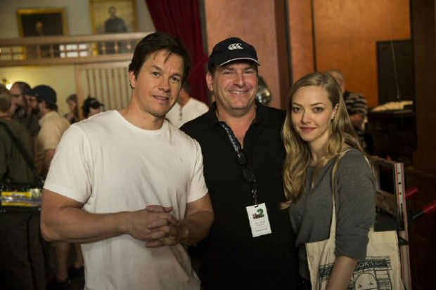 Mark On Sets of TED 2