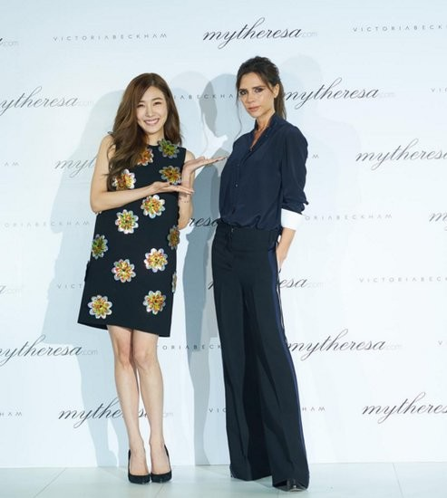Victoria Beckham at Korea Press Call 2016