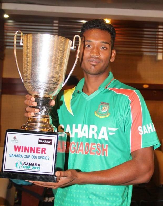 Al Amin Hossain Sahara Cup