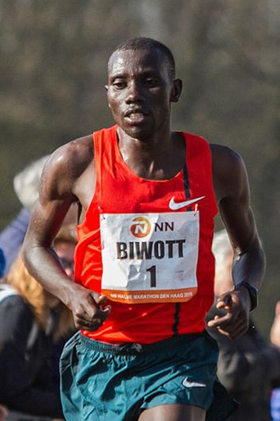 Stanley Biwott, Kenyan long-distance Runner