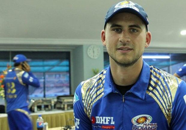 Alex Hales In IPL With Mumbai Indians Team