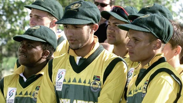 Amla in his earlier career days