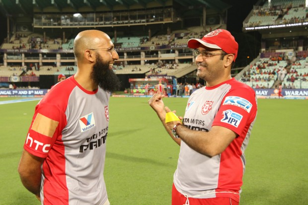 Two Great Opening Batsmen Amla and Sehwag
