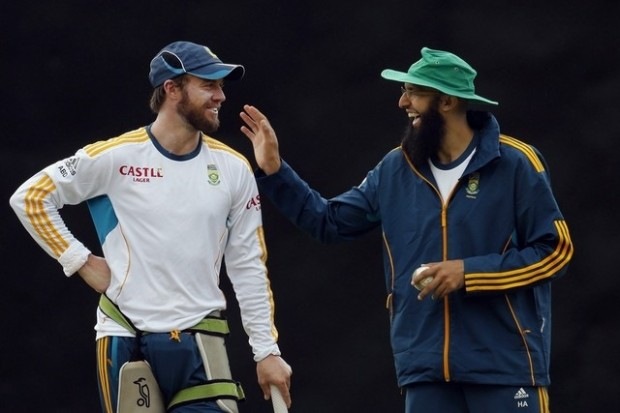 Hashim Amla funny chat with ABD