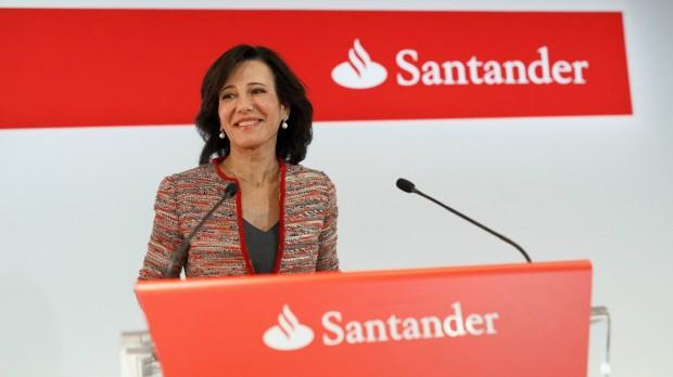 Ana Patricia Botin CEO Of Banco Santander