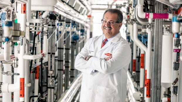 Andrew Nicholas Liveris at DOW Chemical