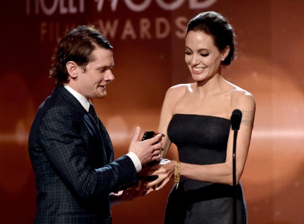 Angel at Hollywood Film Awards