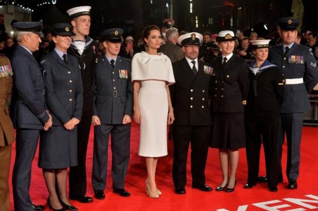 Angelina Jolie at event of Unbroken