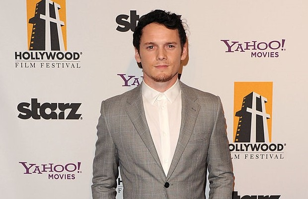 Anton Yelchin at 15th Annual Hollywood Film Awards