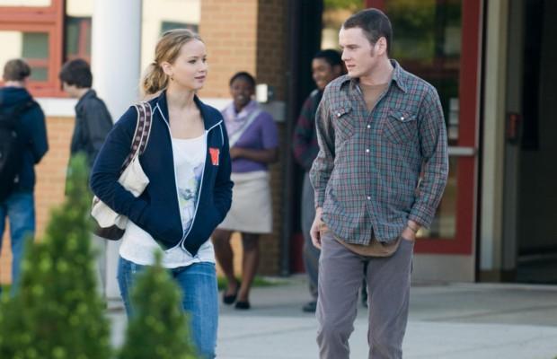 Jennifer Lawrence and Anton Yelchin