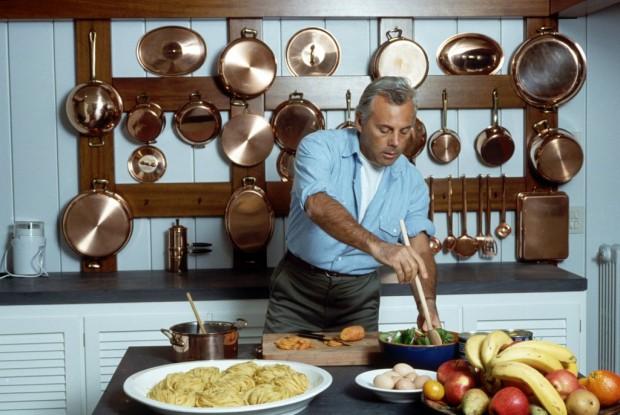 Chef Armani