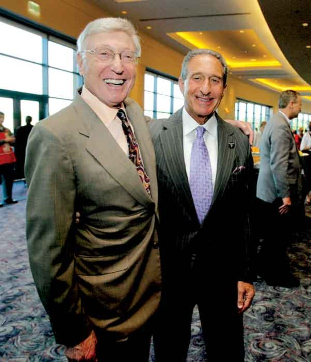"""Founders Of """"The Home Depot"""" Bernie Marcus and Arthur Blank"""