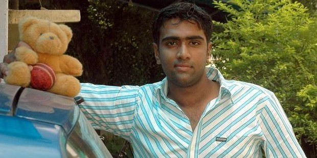 Ashwin in His Early Career