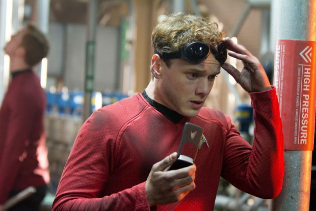 Anton in Star Trek
