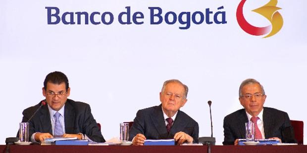 At Banco de Bogota