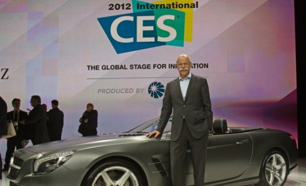 Dieter at 2012 CES