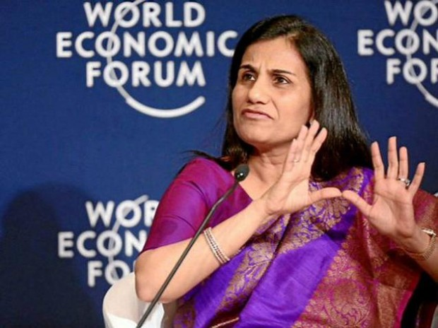 Chanda Kochhar in World Economic Forum
