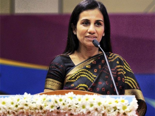 Chanda Kochhar in Vibrant Gujarat Summit