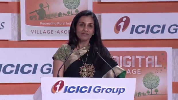 Address by Chanda Kochhar, MD & CEO - ICICI Bank