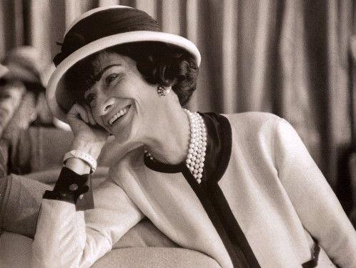 Legendary Fashion Designer Coco Chanel