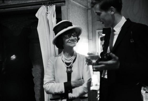 Chanel with Kirkland